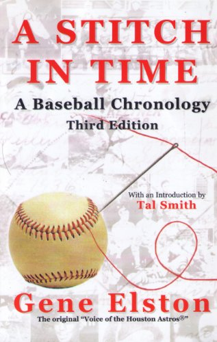 A Stitch in Time, Third Edition