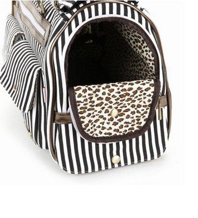 Gollyking Fashion Dog Carrier Dog Handbag Dog Purse Tote Bag Pet Cat Dog Hiking Backpack (Jeans) 3