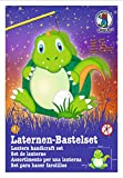 Ursus 18710004 - Laternenbastelset Dino, Easy Line 04