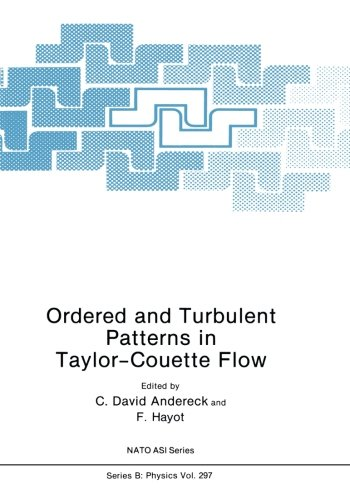 Ordered and Turbulent Patterns in Taylor-Couette Flow (Nato Science Series B: (Closed))