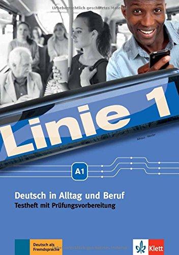 Linie 1 A1. Testheft (+ CD) por Vv.Aa.