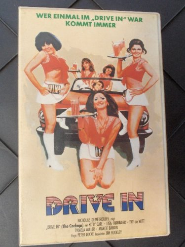 Drive In - The Carhops
