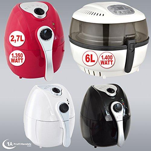 Aire-Caliente-freidora-fritura-comida-para-Sabroso-saludable-Fast-sin-grasa-Hess-Horno-de-aire-heissluftgarer-M-27L-de-uso-Airfryer-Nios-Fcil-de-usar