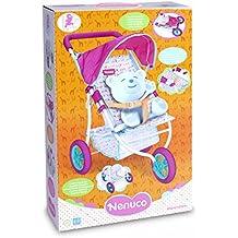 Nenuco - Stroller con capota (Famosa 700012273)