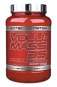 Volumass 35 professional - 1.2 kg - Cannelle-Vanille - Scitec nutrition