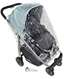 Regenschutz, kompatibel mit ABC Design Turbo 6S Kinderwagen
