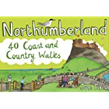 Northumberland: 40 Coast and Country Walks (Pocket Mountains)