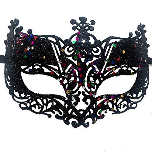 RXBC2011 1PCS Maskerade Maske Frauen Sexy Augenmaske Venezianische für Hallween Weihnachten Party