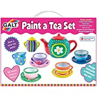 Galt America - Juego de café y té de juguete Barbie (Galt A3975K)