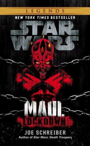Star Wars: Maul: Lockdown by Joe Schreiber Joe Schreiber par Joe Schreiber Joe Schreiber
