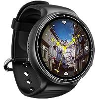 DQMSB Reloj Inteligente y cámara Monitor de Ritmo cardíaco podómetro Monitor de Fitness Reloj Inteligente GPS