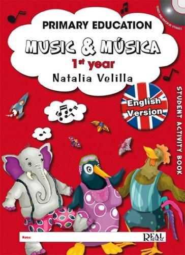 Descargar Libro VELILLA N. - Music & Musica Vol.1 (Student Activity Book) (Inc.DVD) (Ingles) de VELILLA N.