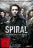 Spiral - Die komplette erste Staffel [3 DVDs]