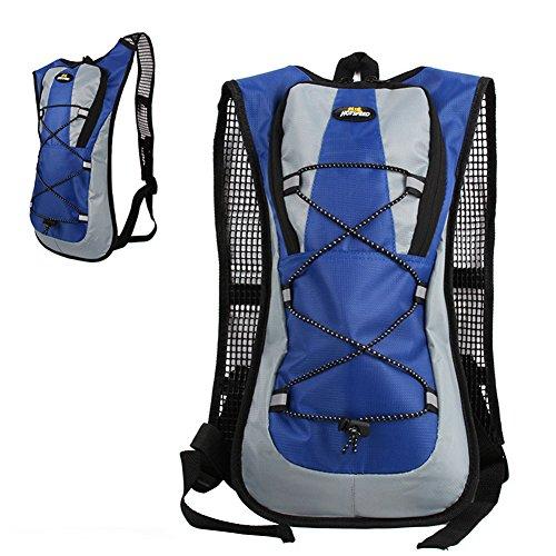 oyfel a mochila Nylon impermeable viaje cabina bicicleta montaña Molle hamaca maleta vertical Ultra...