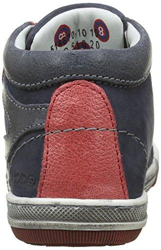 O Blue Zouzou Walker azuis Sapatos Bebé Mod8 Marinhos qCwxvO