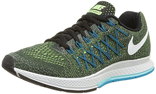 Nike Air Zoom Pegasus 32 Damen Laufschuhe Grün (Ghost Green/White-Black)