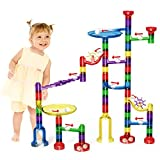 Marble Run Toy, LOYO Marbles STEM Educational Learning Toy, Marble Race Coaster Construction