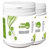 Produktbild von NEU! Iso Energy 800g - Geschmack Orange Vegan - Ausdauer - Kohlenhydrate - hochglykämisch - Muskel