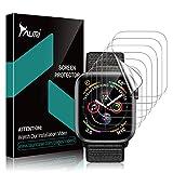 TAURI [6 Pièces Protection Écran pour Apple Watch Series 3/2/1 42mm [Installation...