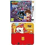 Yo-Kai Watch 2: Mentespectros +  Hori - Carcasa Duraflexi Yo-Kai Watch, Jibanyan XL (New Nintendo 3DS)