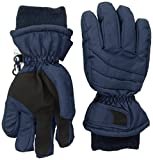 N'Ice Caps Kids Bulky Thinsulate and Waterproof Ski Glove With Ridges