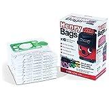 Henry HepaFlo Vacuum Bags, Pack of 5