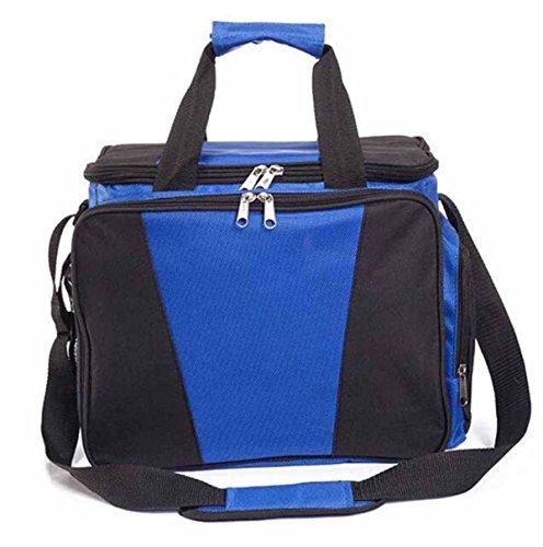 Outdoor-Picknick-Kühltasche Eisbeutel Lunch Bag Kühltasche Tragbar Handtasche