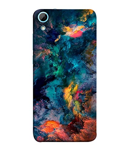 Pinaaki High Quality Printed Designer Soft Back Case Cover For HTC Desire 828