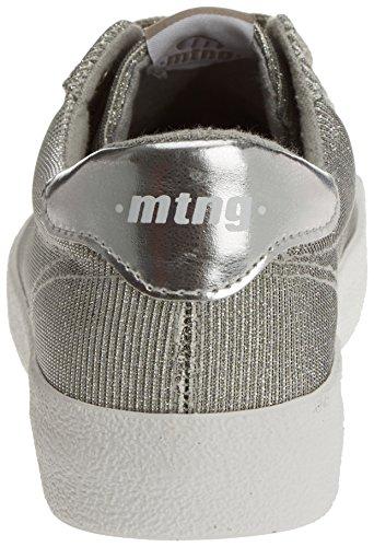 MTNG Attitude Rolling, Chaussures de sport femme Argenté