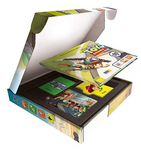 Toy Story - Cuento con pictogramas / Editorial GEU/ A partir de 6 años y NEE / Fomenta la lectura / Facilita la autonomía del propio niño / Con pictogramas