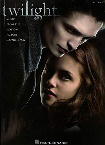 Twilight: Music From The Motion Picture (Easy Piano): Songbook für Klavier (Noten Piano Twilight)