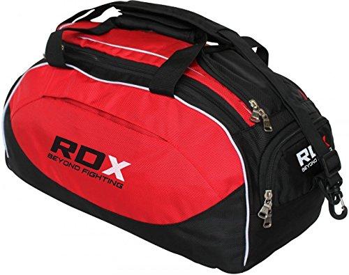 RDX Borsone Palestra Borsa Sport Boxe Backpack Bag Gym Fitness Arti Marziali IT