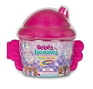 Bebés Llorones Lágrimas Mágicas - Muñecas serie Casita Alada (IMC Toys, 90378IMBE)