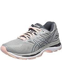 Asics Gel-Nimbus 20, Chaussures de Running Femme, Bright Rose/Apricot Ice