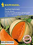 Melonen Balkon-Zuckermelone Orange Beauty resistent