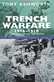 Trench Warfare 1914-1918: The Live and Let Live System (Pan Grand Strategy Series)