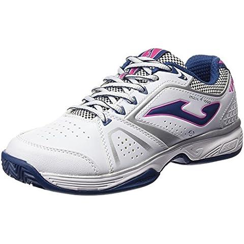 Joma T.master 1000 Lady 602 Blanco-marino - Zapatillas de tenis Mujer