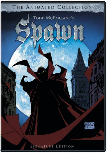 Image of Todd Mcfarlane's Spawn: Animated Collection (4pc) [DVD] [Region 1] [NTSC] [US Import]
