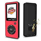 Bertronic BERmp4_bc02_16gb_rot MP3-Player, BC-Series Schwarz