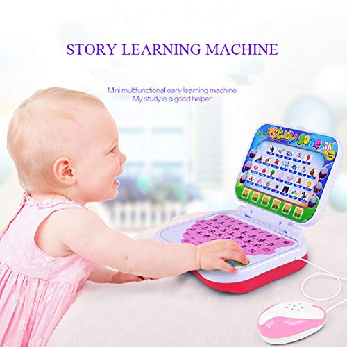 FairOnly - Maqueta de Aprendizaje para Historias educativas de niños (Ordenador de Lectura de Puntos Inteligente, Incluye ratón para la educación temprana)