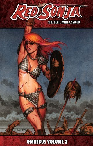 Red Sonja Omnibus Volume 3 by Brian Reed Arvid Nelson Kevin McCarthy Raven Gregory(2012-07-24)