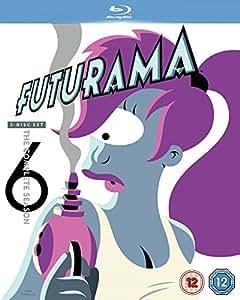 Futurama - Season 6 [Blu-ray]