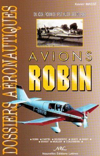 Avions robin par Xavier Massé