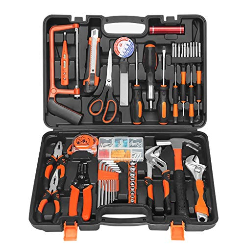Werkzeugkasten Haushalts-Toolbox-Set Multi-Funktions-Hardware-Tools Elektriker Repair Car Set Spezielle elektrische Bohrkombination