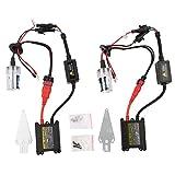 OSAN Auto/Motorrad H7 Scheinwerfer HID Kit Leuchte Xenon mit Ballast (Lichtfarbe: 6000K)