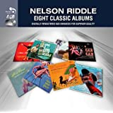 Eight Classic Albums [Audio CD] Nelson Riddle