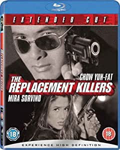 The Replacement Killers [Blu-ray] [2007] [Region Free]