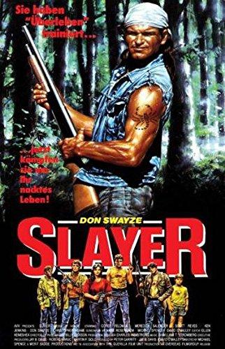 Slayer - Sie müssen töten, um zu überleben! (Große Hartbox) -