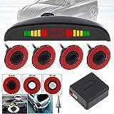 benwei – Juego de 4 sensores 16 mm original coche reposacabezas Soporte de aparcamiento sensor auto