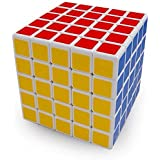 Dk-eSTORE Fast Ultra Smooth Twisting 5x5x5 Magic Puzzle RubiK Cube(1 Pieces)